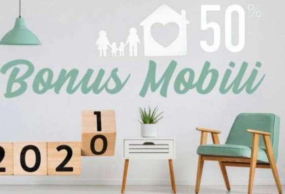 Bonus mobili a coppie conviventi